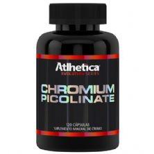 Chromium Picolinate - 120 cápsulas - Atlhetica