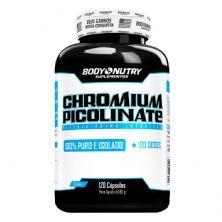 Chromium Picolinate - 120 Cápsulas - Body Nutry