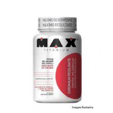 Chromium Picolinate - 120 Cápsulas - Max Titanium