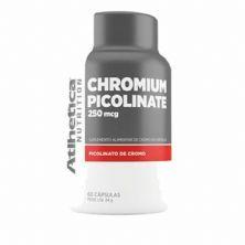 Chromium Picolinate - 60 Cápsulas - Atlhetica Nutrition