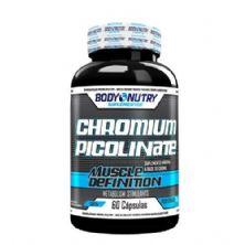 Chromium Picolinate - 60 Cápsulas - Body Nutry