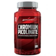 Chromium Picolinate (Picolinato de Cromo) 100 Cápsulas - BodyAction