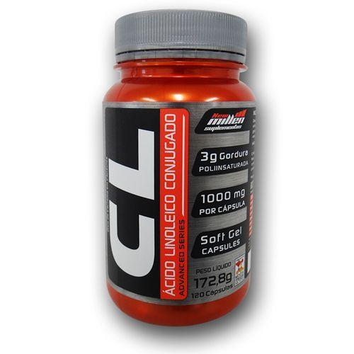 CL Ácido Linoleico - 120 cápsulas New Miller