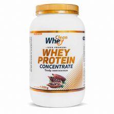 Clean Whey Concentrate Tasty - 1020g Cacau Belga - Protesa