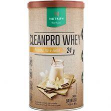 Cleanpro Whey Iso e Hidro - 450g Baunilha - Nutrify