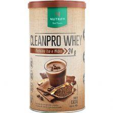 Cleanpro Whey Iso e Hidro - 450g Cacau - Nutrify