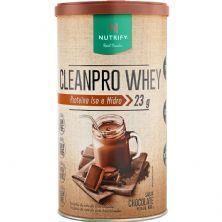 Cleanpro Whey Iso e Hidro - 450g Chocolate - Nutrify