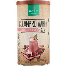 Cleanpro Whey Iso e Hidro - 450g Frutas Vermelhas - Nutrify