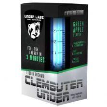 Clembuter Under Liquid Thermo - 250ml Green Apple - Under Labz