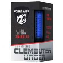 Clembuter Under Liquid Thermo - 250ml Red Fruits - Under Labz