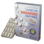 Cloreto de Magnésio - 60 Cápsulas - Terra Verde
