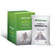 Cloreto de Magnesio PA pó 33g - Herbamed