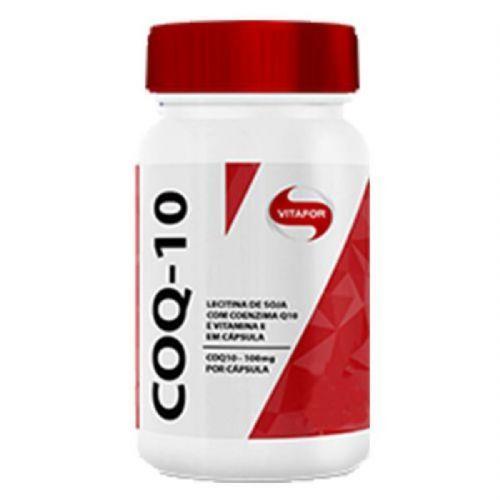 Coenzima COQ-10 - 60 Cápsulas - Vitafor no Atacado