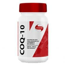 Coenzima COQ-10 - 60 Cápsulas - Vitafor