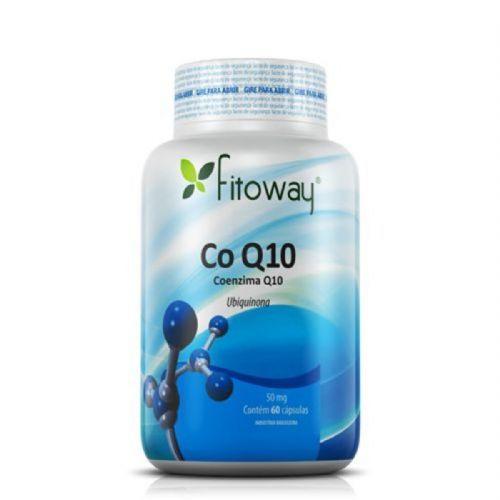 Coenzima Q10 - 60 Cápsulas - Fitoway no Atacado