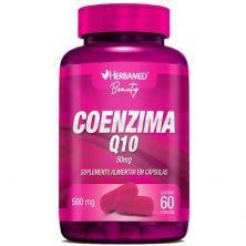 Coenzima Q10 - 60 Cápsulas - Herbamed