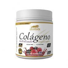 Colágeno Hidrolisado - 250g  Frutas Vermelhas - Leader Nutrition