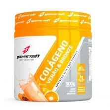 Colágeno Hidrolisado Clinical Skin - 300g Frutas Amarelas - BodyAction