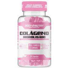 Colágeno Hidrolisado Feminy - 120 Cápsulas - BodyNutry
