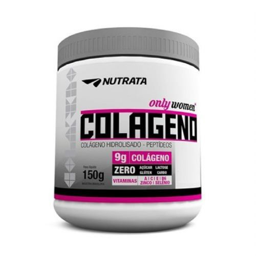 Colágeno Only Women - 150g Laranja - Nutrata no Atacado