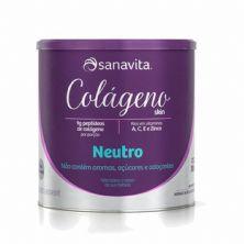 Colágeno Skin - 300g Neutro - Sanavita