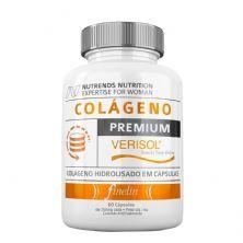 Colágeno Verisol Premium - 60 Cápsulas - Nutrends