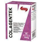 Colagentek - 10 Sachês Laranja Com Acerola - Vitafor