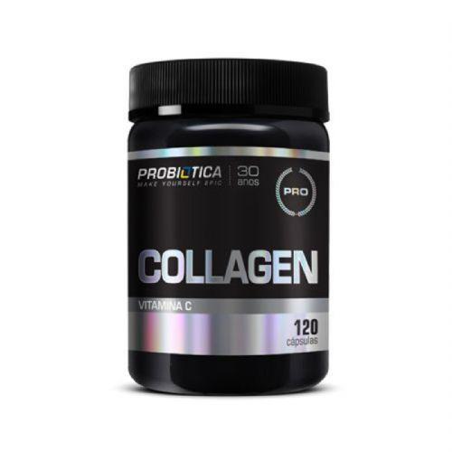 Collagen C - 120 Cápsula - Probiótica no Atacado