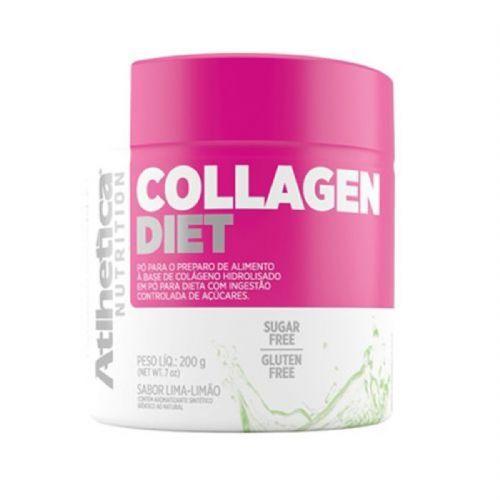 Collagen Diet Ella Series - 200g Lima Limão - Atlhetica Nutrition no Atacado