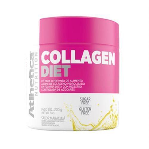 Collagen Diet Ella Series - 200g Maracujá - Atlhetica Nutrition no Atacado