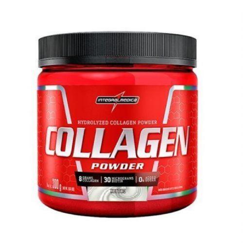 Collagen Powder Hydrolyzed - 300g Neutro - IntegralMédica no Atacado