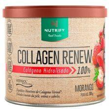 Collagen Renew Verisol - 300g Morango - Nutrify