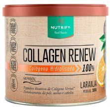 Collagen Renew Verisol - 300g Laranja  - Nutrify