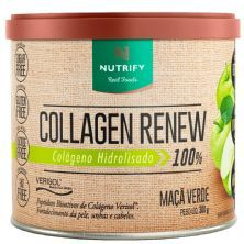 Collagen Renew Verisol - 300g Maça Verde  - Nutrify