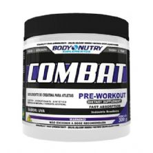 Combat Pre Workout - 300g Uva - Body Nutry