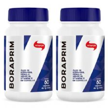 Combo 2 - Boraprim - 60 Cápsulas - Vitafor