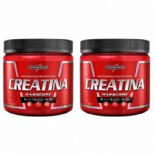 Combo 2 - Creatina Hardcore Reload 300g - Integralmédica