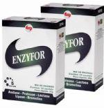 Combo 2 - Enzyfor - 10 Sachês de 3g - Vitafor