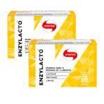 Combo 2 - Enzylacto Ultra - 30 Sachês de 2g - Vitafor