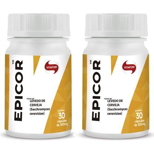 Combo 2 - Epicor - 30 Cápsulas - Vitafor