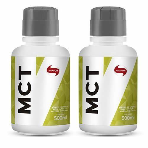 Combo 2  MCT  - 500ml - Vitafor no Atacado