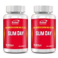 Combo 2 Slim Day - 60 Cápsulas - Intlab