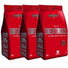 Combo 3 - Dextrozz 100% Dextrose 1000g - Integralmédica