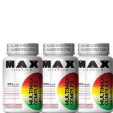 Combo 3 - Multimax Complex - Max Titanium