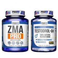 Combo Testodrol Gh 60 Tabletes + Zma Pro 90 Cápsulas - ProFit
