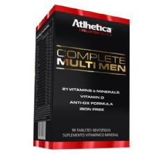 Complete Multi Men - 90 tabletes - Atlhetica