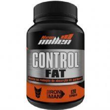 Control Fat - 120 Cápsulas - New Millen