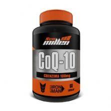 CoQ 10 - 60 Cápsulas - New Millen