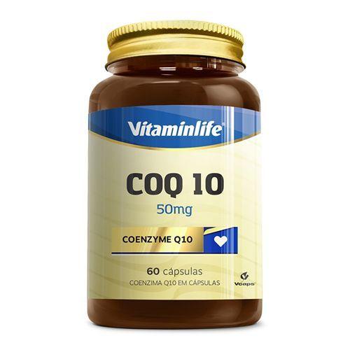 COQ 10 - 60 Cápsulas - VitaminLife