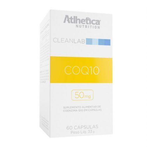 COQ10 50mg - 60 Cápsulas - Atlhetica Nutrition no Atacado